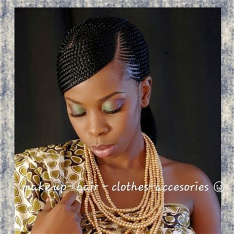 graceful hair makeover: more complex ghana weaving styles