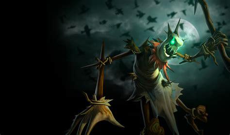 Fiddlesticks League Of Legends league of legends wallpaper fiddlesticks the harbinger