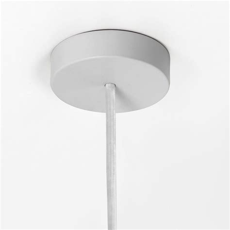 Pendant Light Suspension Kit Astro Kit 2 White Pendant Light At Uk Electrical Supplies