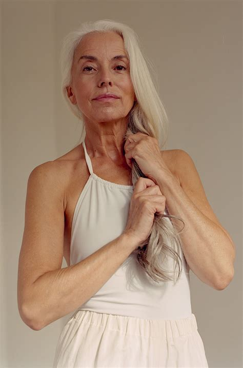model over 60 stunning 60 year old model is the new face of swimwear