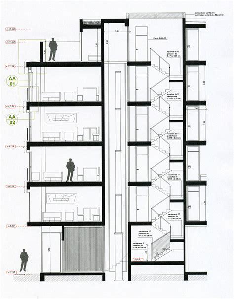 Plan Floor galeria de edif 237 cio residencial em cieza xavier ozores 23