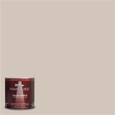 Home Depot Interior Paints by Behr Marquee 8 Oz Mq2 50 Gravelstone Interior Exterior