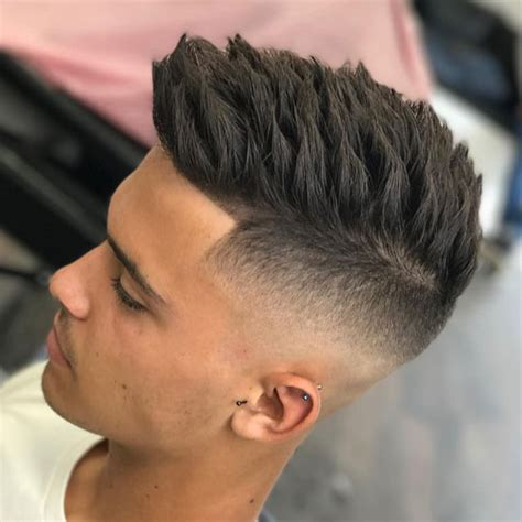 Temp Fade Haircut ? Best 17 Temple Fade Styles 2018   Men