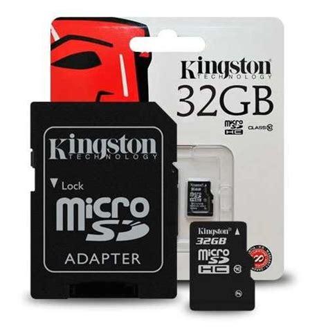 Micro Sd Kingston 32 Gb memoria micro sd 32 gb kingston s 55 00 en mercado libre