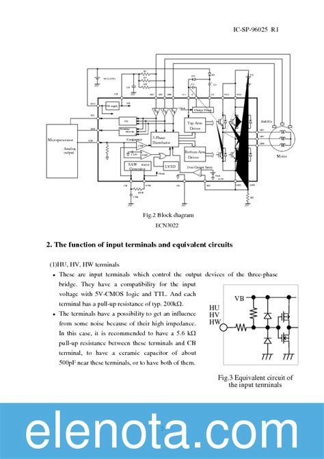 monolithic microwave integrated circuit pdf 69 datasheet ecn3022 high voltage monolithic monolithic microwave integrated circuit bixb