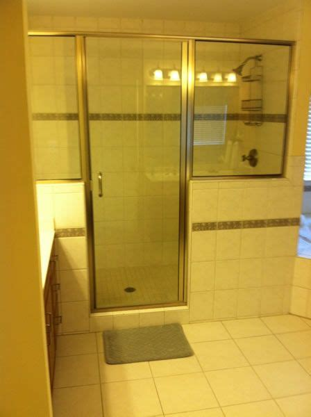 Shower Doors Maryland Maryland Shower Enclosures Semi Frameless Doors And Panels