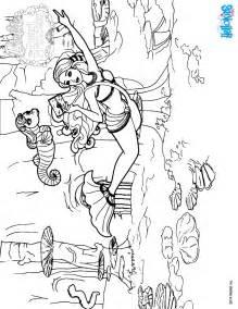 barbie pearl princess coloring pages lumina receives royal invitation