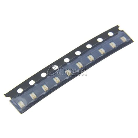 Special Produk 0805 Smd Led 50pcs white 0805 smd smt bright led ebay