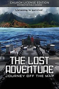 libro off the map lost the lost adventure journey off the map church license dvd lifeway christian leader kit