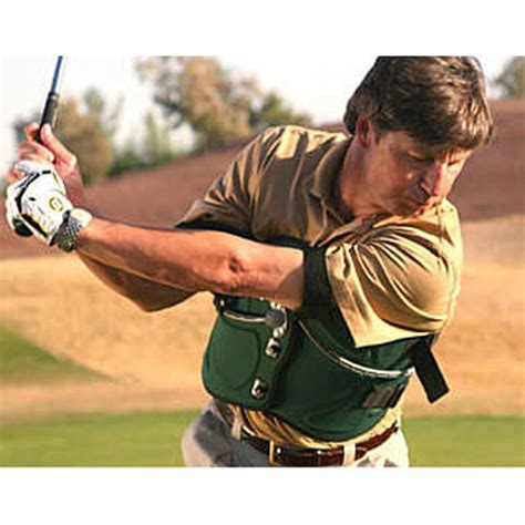 golf swing aid swing jacket golf swing trainer at intheholegolf