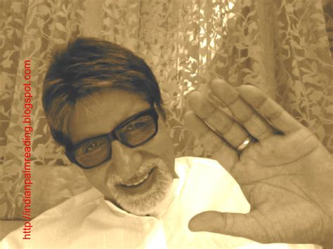 Amitabh Bachchan Hand Reading Palmistry | INDIAN PALM ...