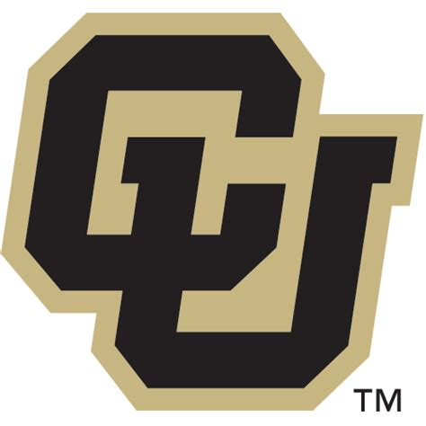 logo university of colorado buffaloes cu fanapeel