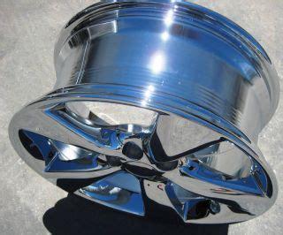 factory honda civic accord tl chrome wheels rims 714 940
