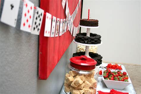 vegas themed birthday party ideas las vegas theme party classy casino night party food