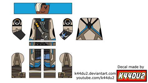 lego ana minifig decal overwatch by k44du2 on deviantart