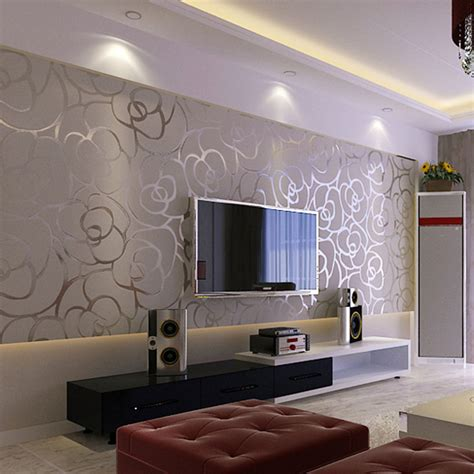 home decoration wallpaper modern wallpaper for walls decosee com