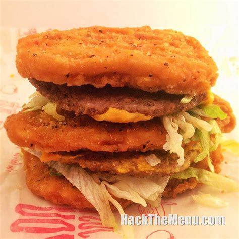 Mac Chicken big mcchicken mcdonalds secret menu hackthemenu