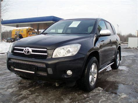 Toyota Rav4 2007 For Sale 2007 Toyota Rav4 For Sale 2000cc Gasoline Automatic