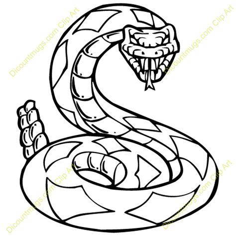 rattlesnake clipart this rattlesnake clip clipart panda free clipart