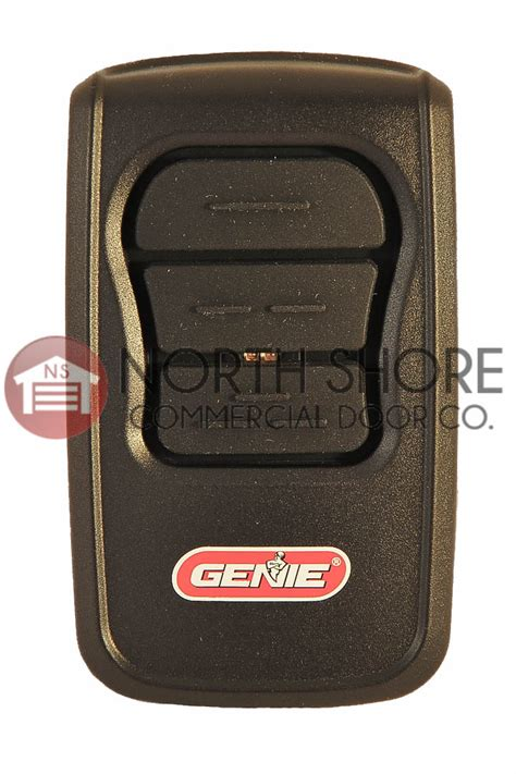 Overhead Door Universal Remote Genie Gm3t Bx Genie Master Universal Garage Door Remote