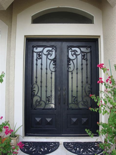 Front Door Wrought Iron Forge Iron Designs Wrought Iron Doors
