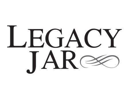logo for legacy jar | websites, logos & book covers