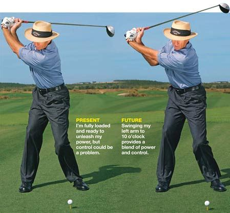 proper golf swing technique golf swing tips