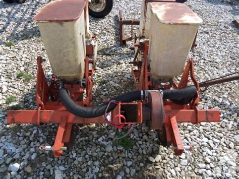 No Till Planters For Sale by Allis Chalmers 2 Row No Till Planter Kirksville For
