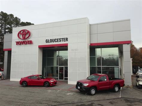 Toyota Dealer In Va Gloucester Toyota Car Dealership In Gloucester Va 23061