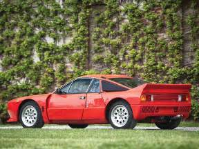 Lancia T Lancia 037 Stradale Brings The World Of 1980s Rallying To