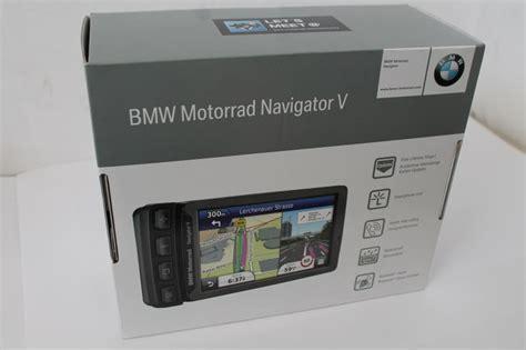 Bmw Motorrad Navigator Iv Gebraucht by Neu Bmw Motorrad Navigator 5 V Motorcycle Gps Mit Mount