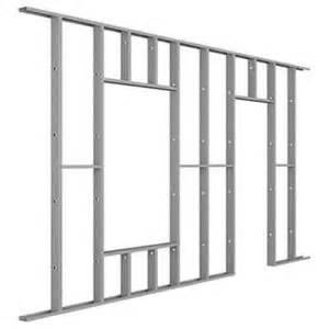 knauf wandsysteme external stud wall system knauf metal