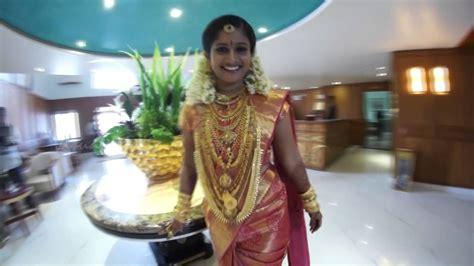 kerala hindu wedding highlights visual magic kochi youtube