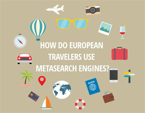 How Often Do Use Search Engines How Do European Travelers Use Metasearch Engines Nozio