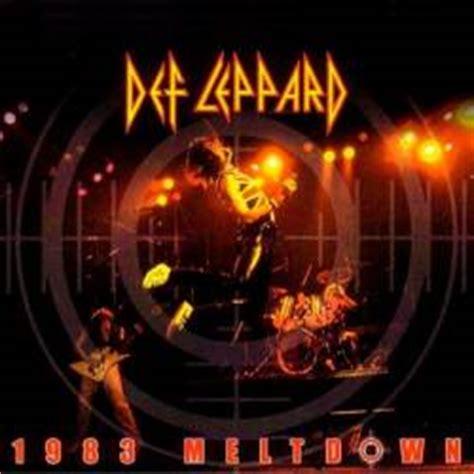def leppard 1983 meltdown (bootleg)  spirit of metal