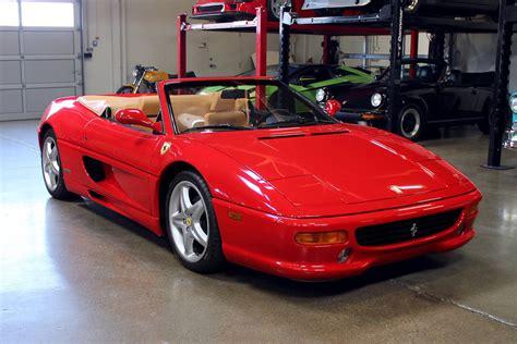 fiorano sports cars 1999 355 serie fiorano 1 100 san francisco