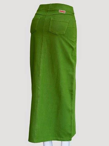 Maxi Ponny Yr Pakaian Wanita Muslim Maxi Warna Ungu Q3jt nqc store rok a rok panjang denim span