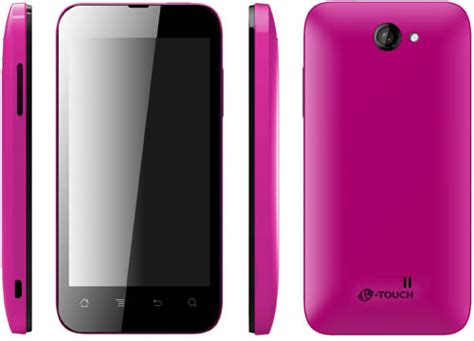 K Touch k touch w780 device specifications device detection by