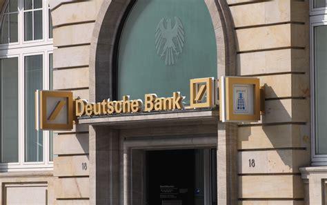 baufinanzierungsrechner deutsche bank deutsche bank fehlender glaube markteinblicke