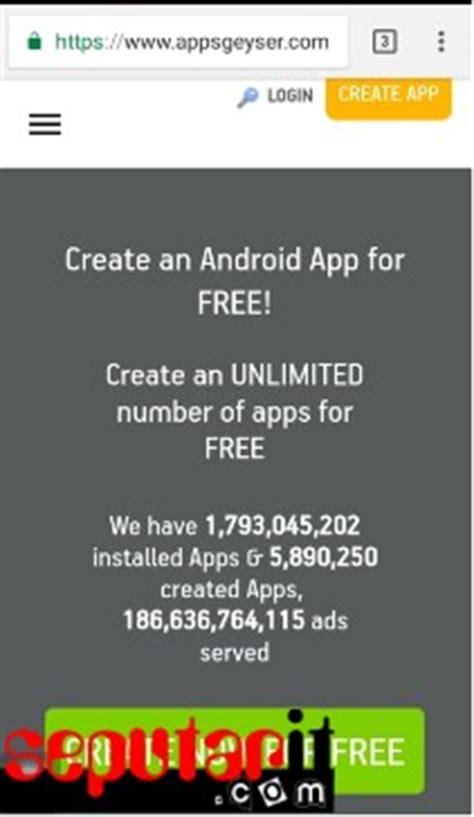 membuat game android mudah ini dia cara tercepat membuat game sendiri di hp android