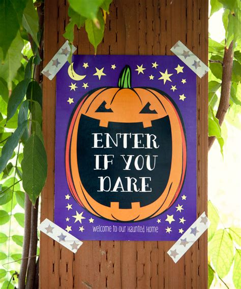 free printable halloween party decorations jack o lantern halloween party gift favor ideas from