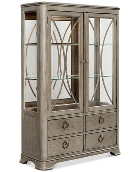 pictures of china cabinets ripa home hayley china cabinet furniture macy s
