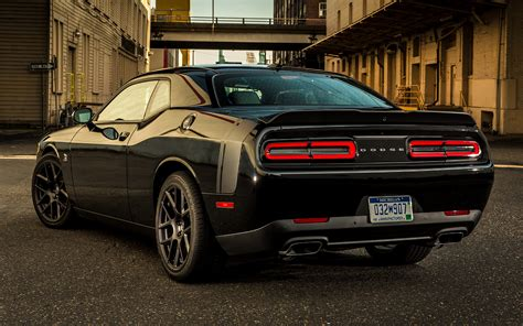 Dodge Challenger R/T Scat Pack (2015) Wallpapers and HD