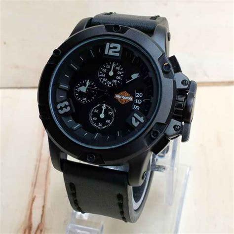 Jam Tangan Harley Davidson Boy Rolex Montblanc Tag Heuer jam tangan harley davidson chronograph 6295 h harga murah