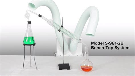 bench top fume extractor extract all model s 981 2b bench top fume extractor for