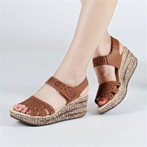 sandal wedges zr01 ichi