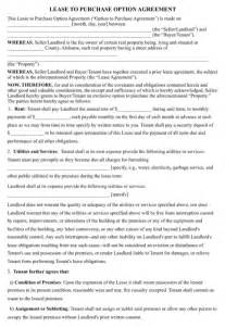 Lease Purchase Agreement Template lease purchase agreement for excel pdf and word