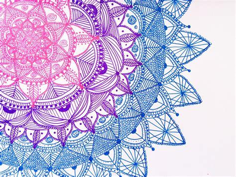 mandalas imagenes a color a mandala a day adriana porras