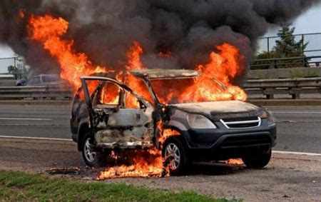 escape and safety from vehicle fire