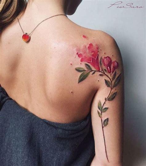 16 incre 237 bles tatuajes de acuarela que parecen aut 233 nticas
